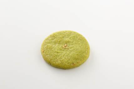 抹茶ゴマサブレ